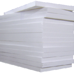 Пенопласт (лист 1х0,6 м, толщ. 50 мм)