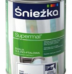 Краска масляная Снежка «Супермал»