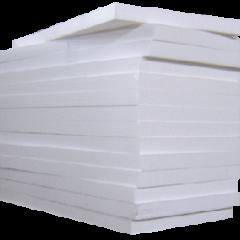 Пенопласт (лист 1х0,6 м, толщ. 20 мм)